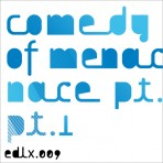 EDLX009_Comedy_of_menace_pt.1_cover_600px