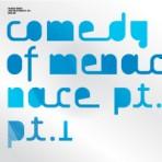 EDLX009_COMEDY_OF_MENACE_1_VINYL_COVER